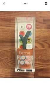Parrot Flower Power wireless & Bluetooth plant monitor CANNABIS
