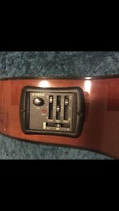 Yamaha CGX-111SCA Classical/Electric Guitar Campsie Canterbury Area Preview