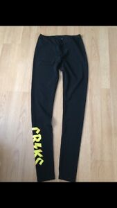 Crooks and Castles Leggings New Size S