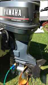 Yamaha 115 HP Outboard Motor Ormiston Redland Area Preview
