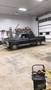 1978 F-150  4 speed 300 straight 6.