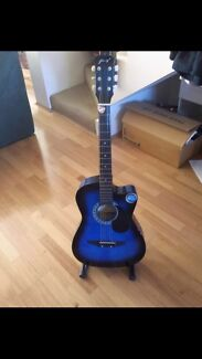 Jixing acoustic guitar  Padstow Bankstown Area Preview