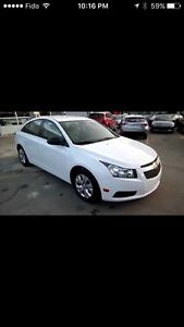 Very Clean Chevy Cruise Lt 1.4 2013