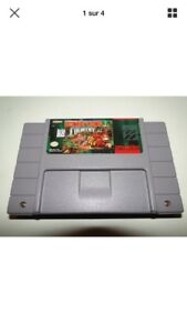 Copie Donkey Kong Country snes