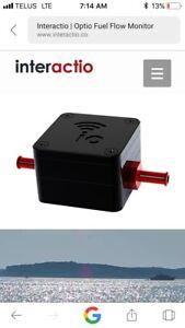 Fuel flow sensor (Bluetooth)