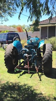 Tractor 1953 Fordson Major