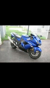 Looking for ZX14 parts or whole bike