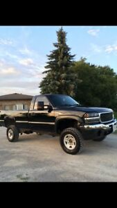 Single Cab LB7 Duramax FORSALE