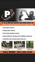 Excavator work landscaping  (Experienced)