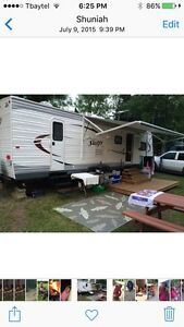 2014 JayFlight Jayco Travel Trailer