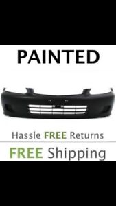 New painted Honda Civic accord crv pilot bumpers