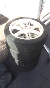 Honda civic ep3 wheels Revesby Bankstown Area Preview