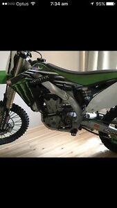 Kawasaki KX 450 Halls Head Mandurah Area Preview