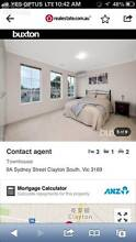 Clayton master room for rent 2 mins to Coles 5 mins to station Clayton Monash Area Preview