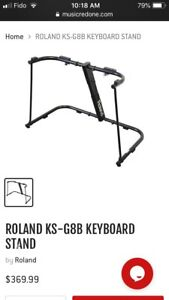 Stage keyboard stand