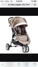 Baby Jogger City Mini - well loved/good condition - $neg Doonside Blacktown Area Preview
