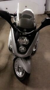 2008 SYM 250 SCOOTER
