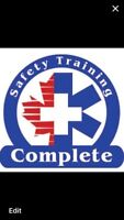 First Aid Instructor Needed