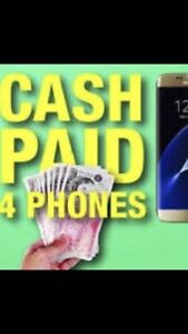 ❎I BUY ALL IPHONE X 8 , 7 , 6s SAMSUNG NOTE  8 S8 S7 $24/7