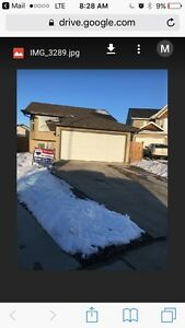 Pet friendly house for rent in blackfalds