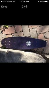 Element Carbon Cruiser skateboard