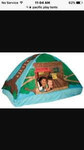 Single/ twin bed tent