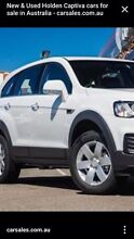 Holden Captiva 4x4 Sx 2007 Mirrabooka Stirling Area Preview