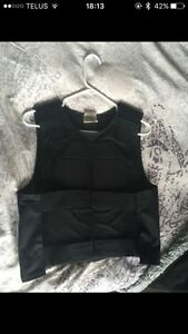 Vest friend stab resistant security vest