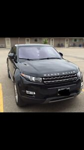range rover evoque 2013/2-door coupe low kms