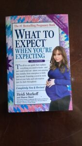 What to expect- pregnancy book