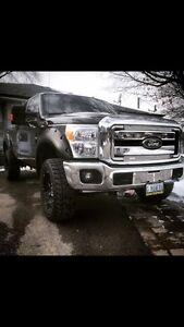 2012  Ford F250 gas