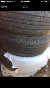 245/55/r19 Toyo open country tires