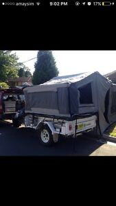 CAMPER TRAILER (skamper kamper) Winston Hills Parramatta Area Preview