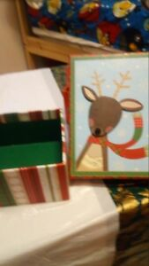 Decorative Holiday Gift Boxes