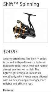 Rapala Shift Fishing Reel