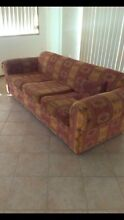 3 seater lounge Rosemeadow Campbelltown Area Preview
