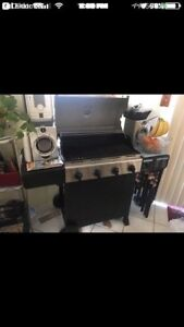 BBQ stove  for sale brand new come with new propane tank fill