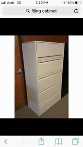 Looking for in good shape free used office furniture.