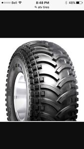 Wanted ATV tires