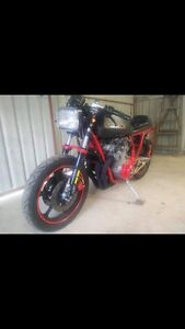 GSX1100 Cafe Racer Junee Junee Area Preview