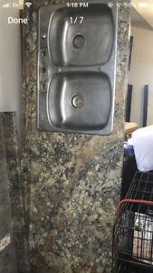 Kitchen counter /contoir cuisine