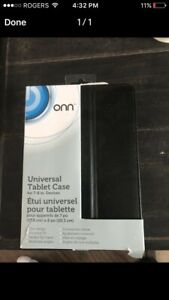 "Onn 7-8"" universal tablet case"