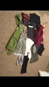 Lot of Women's Clothes! Sizes Small and Medium. Ex. condition