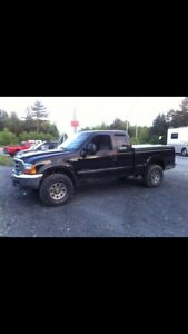 1999 F-250 super duty 7.3 turbo diesel