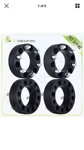 """2"""" Chevy 6 bolt wheel spacers"""