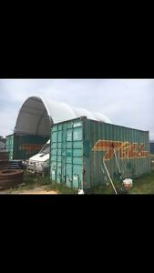 Sea containers plus dome roof Albany Albany Area Preview