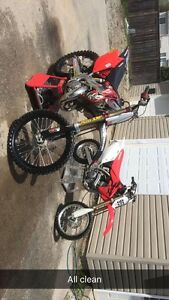 2004 Honda CR125R immaculate condition