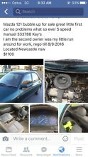 Mazda 121 Newcastle 2300 Newcastle Area Preview