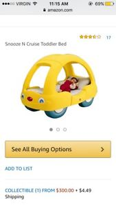 Little Tikes snoozer bed