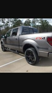 2014 Ford Fx4  -- Sale Pending --
